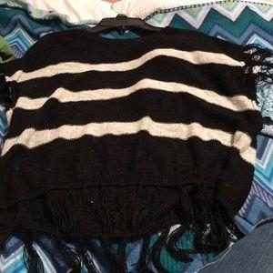 A striped shirt